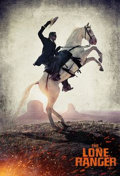 Check out the newest trailer for The Lone Ranger!