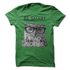 Owl Reads Books TEe! T Shirt, Hoodie, Sweatshirt