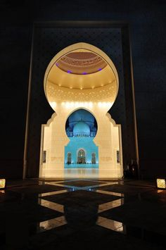 Speránza ya Amal (islamic-art-and-quotes: Sheikh Zayed Grand...)