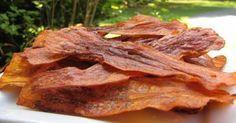 Raw Vegan Bacon
