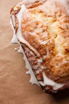 Bourbon Pecan Pound Cake