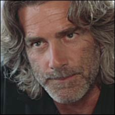 Sam Elliott - this photo is exactly who I pictured for my main antagonist, Soren, in my Elementals Book, Water's Blood (by Elaine Calloway, releasing 2/1/13)