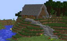 minecraft rustic cute houses modern decor cottage outdoor uploaded user