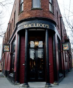 Macleods - Scotch and Whiskey Bar in Seattle, WA