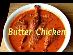 Butter Chicken or Murgh Makhani Authentic Punjabi Recipe video by Chawla's Kitchen - YouTube