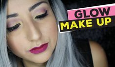 Hola hermosas sé que muchas me dijeron que haga maquillajes mucho más fácil, así que este es un look tipo glow donde la iluminación juega un papel muy importante. Espero…
