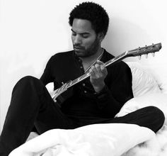 OMG, how much do I LOVE this man... #LennyKravitz #boyfriend