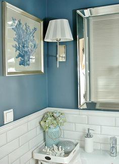 Inspirująca łazienka, dekoracje i dodatki