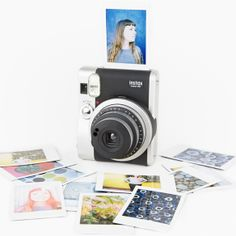 The latest and greatest Instax Mini Camera straight from Japan gives you more creative control than ever before. It has six shooting modes including long and double exposure that no other Instax cam has!