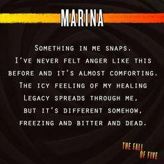The Fall of Five: Teaser Marina