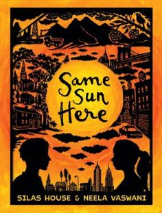 Same Sun Here I loved this YA book about an Indian girl living in New York and a boy in Kentucky fighting mountaintop removal who become pen-pals. The book is their letters to one another. Books To Read, My Books, Chapter Books, Great Books, Audio Books, Childrens Books, Tween Books, Kentucky, The Book