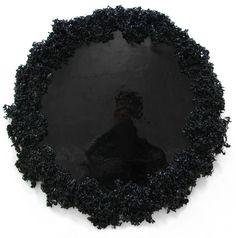 Michal Smandek, Mirror, 2012, sculpture (tarr)