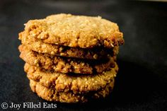 If you love peanut butter cookies you've come to the right place. Crunchy Peanut Cookies are full of freshly ground peanuts so they taste fresh & peanutty.