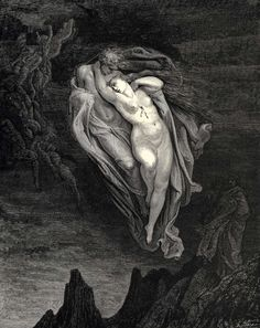 Comparisons and Contrast between Beowulf and Dante's Divine Comedy?