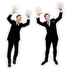 Mais um marcador do #photobomber do Cumberbatch. Dessa vez de corpo inteiro! #DIY #BenedictCumberbatch