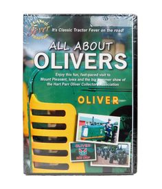 All About Olivers 90 Min DVD