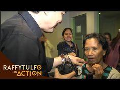Raffy Tulfo in Action - YouTube Media Center, Idol, Action, Youtube, Santo Domingo, Group Action, Youtubers