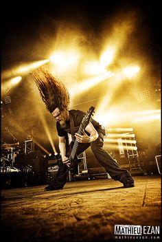 "wormhole-inversion: ""Meshuggah by Mathieu EZAN on Flickr. """