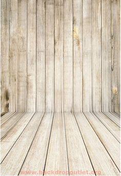 Photography Background Wooden Board Wallpaper Floor Backdrops for Children Baby Photo Studio Props
