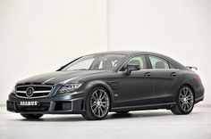 Brabus Rocket 800. Check out the  Weird World of the European Luxury Aftermarket here...