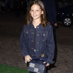 Aw, it's Mackenzie Rosman during her days on 7th Heaven! What is she up to now?