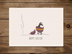 http://de.dawanda.com/product/78310663-Postkarte-Happy-Easter