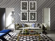 """""""Bowiesque"""" – David Bowie Inspired Interiors   More"""