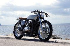 Honda CB750 by Steel Bent Customs