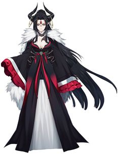 Character | Thunderbolt Fantasy - Xíng Hài / Qì Xiāo (Keigai / Kyūshō),