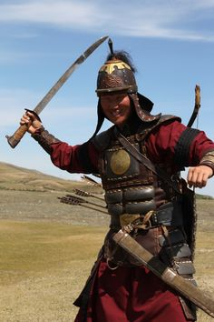 Mongol Warrior | Mongolia | Dogeared Passport