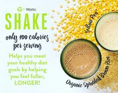 "Good Morning! I Plant-Based Protein! Did you know that protein doesn't cause an intense blood sugar spike and ""crash"" like carbs do? Meet your protein needs with It Works! Shake— you'll feel satisfied, experience sustained energy, and give your muscles much-needed nutrient support with 15 grams of clean, plant-based protein ! #CommitDontQuit #yummmmy #itsgoingtobeagoodday"