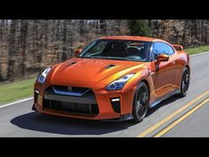 With 0 to 60 mph times and an advanced all-wheel-drive system, the 2017 Nissan GT-R delivers supercar track performance in what has become a fairly refined package. Find out why the 2017 Nissan GT-R is rated by The Car Connection experts. Nissan Gtr Nismo, Nissan Gt R, Nissan Sentra B13, Gtr R35, Nissan Navara, Nissan Skyline, Skyline Gtr, Godzilla, Civic Coupe