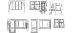 Dwg Adı : Perdeli kapı pencere çizimleri  İndirme Linki : http://www.dwgindir.com/puanli/puanli-2-boyutlu-dwgler/puanli-mobilya-ve-ekipmanlari/perdeli-kapi-pencere-cizimleri.html