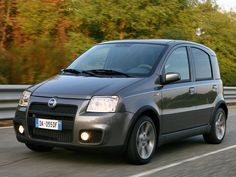 2007 Fiat Panda 100HP - I can only imagine how fun this will be to drive