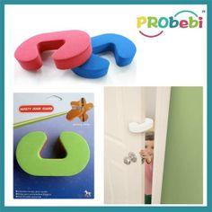 Child Door StopperDoor Slam PreventionFinger Pinch Guard 2pk