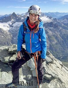Pippa Middleton (pictured) made the climb in honour of the younger brother of her fiance James Matthews, whose life was lost when a Himalayan storm engulfed his assault on Everest in 1999.