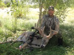 Shane Sanderson, 39, had his heart set on a 10-point buck that he has seen last August by his family ranch. Even from a distance, he could tell that it easily eclipsed all other contenders. When Wyoming's archery season opened on Sept. 1, Sanderson took to his makeshift blind and settled in, hoping that it [...]