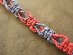 Try It: Adventures in Macrame 1 | Life Adorned...covers all the basic knots!..free tutorials..