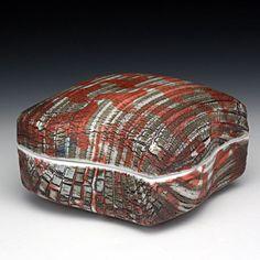 Red Lodge Clay Center | Megan Mitchell Ceramic Boxes, Glass Ceramic, Examples Of Innovation, Megan Mitchell, Importance Of Art, Red Lodge, Clay Center, Artist Workshop, Salt Cellars