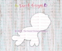 e2a296d4c0ac Sea Turtle. The Sweet Designs Shoppe