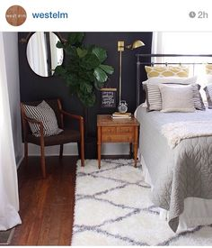 Love this look from west elm!