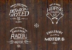 Cafe Racer by bmd design by BMD Design , via Behance