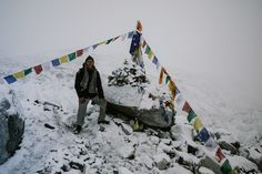 THREE PASSES AND EVEREST BASE CAMP
