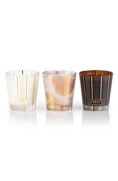 NEST Fragrances Holiday Candle Trio (Limited Edition) available at #Nordstrom