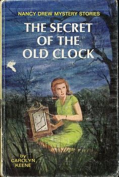 The Secret of the Old Clock - Carolyn Keene - I had made it my whole life without reading a Nancy Drew mystery, so I thought I should give one a try. I think I'll leave them to Juvenile Fiction readers.