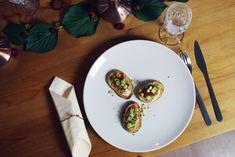 Küche: Vegane Vorspeise
