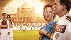 Gillian Anderson, Hugh Bonneville, Manish Dayal, and Huma Qureshi in Viceroy's House New Movies, Movies To Watch, Movies And Tv Shows, Imdb Movies, Simon Callow, In Cinemas Now, Hugh Bonneville, Michael Gambon, Bollywood