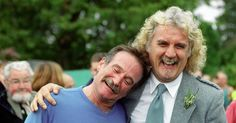 Wild-haired Scottish comedian Billy Connolly had an emotional final phone conversation with pal Robin Williams before the famed actor killed himself last month.