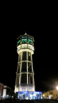 Siofok Water Tower (great view) - Siofok, Hungary