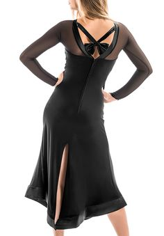 Victoria Blitz Tango Dress| Dancesport Fashion @ DanceShopper.com